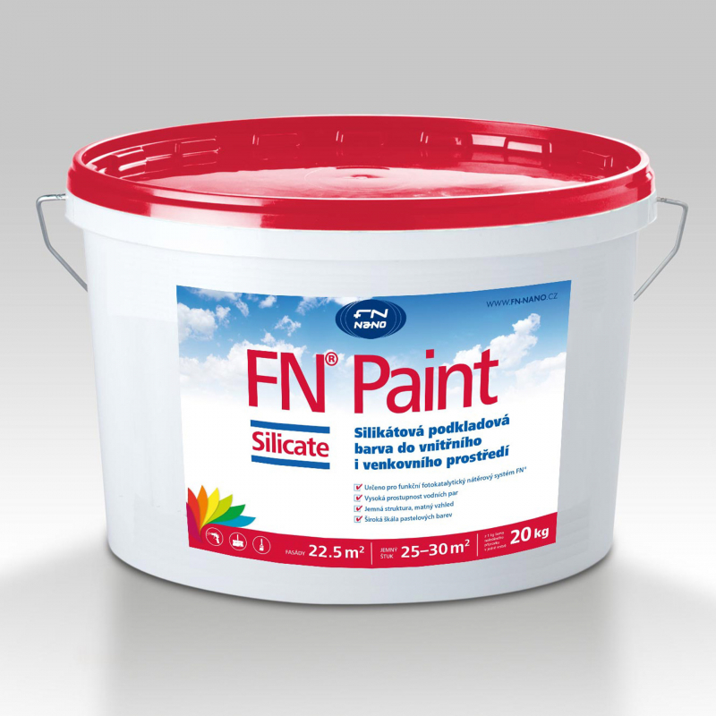 FN® PAINT SILICATE, 20KG